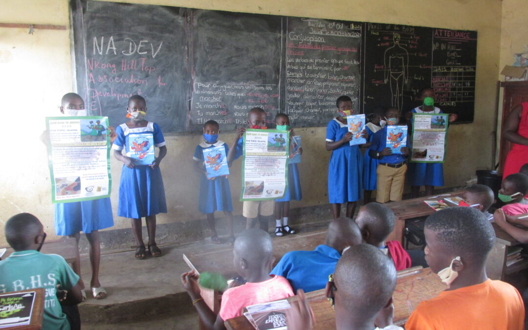 NADEV Engages more Communities, Schools and Media for the Fight against Covid-19